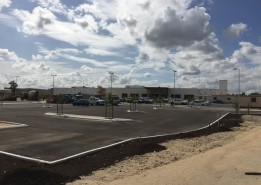 Halls Head Shopping Centre Expansion