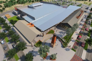 Civil Engineering Perth Mddels Byford Village Shopping Centre