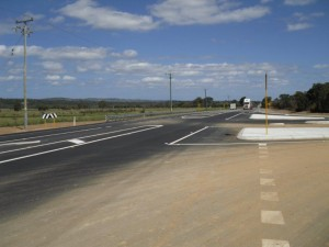 Linfox Northern Gateway Yard - Type C Intersection Upgrade